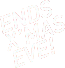 Ends Christmas eve