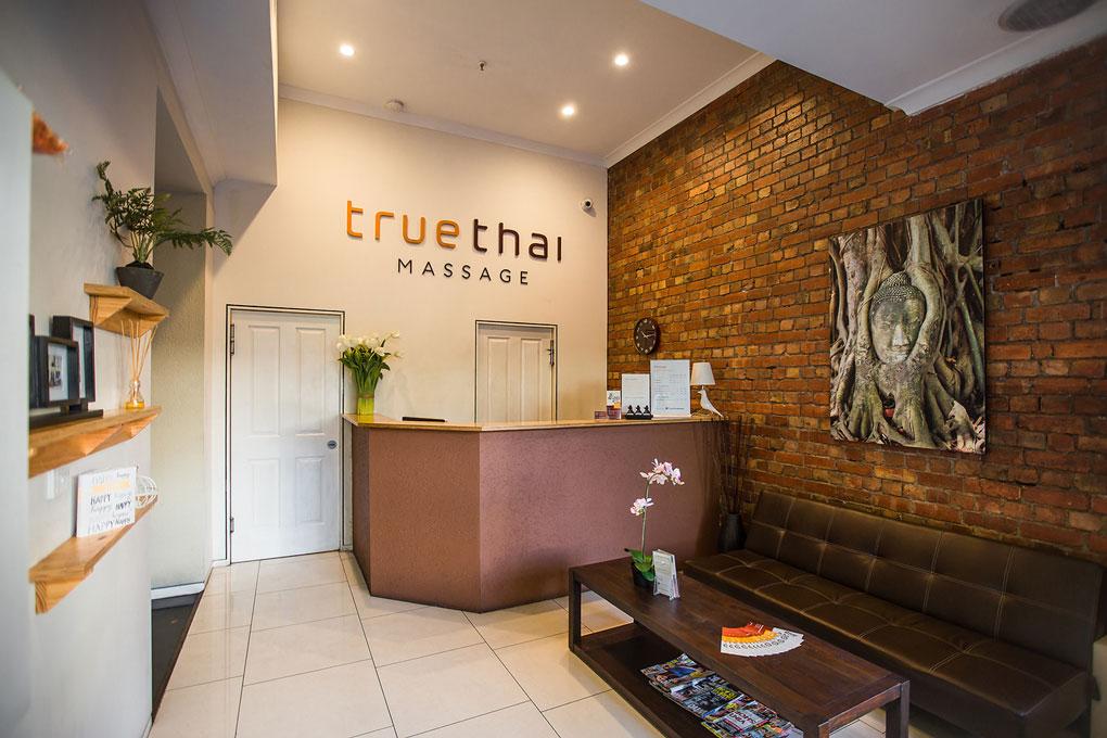true thai Spencer massage