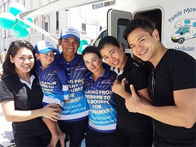 True-thai team